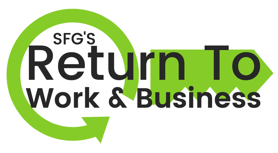 Return To Work & Business